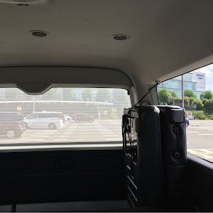 ハイエースワゴン TRH214W 25年式のカスタム事例画像 yuki⛄️さんの2018年08月21日09:32の投稿
