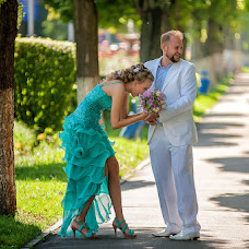 Wedding photographer Vladimir Amangaliev (Pavv). Photo of 09.07.2016