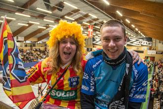 Photo: Mette Nillson FCH og Johann Diding Warberg