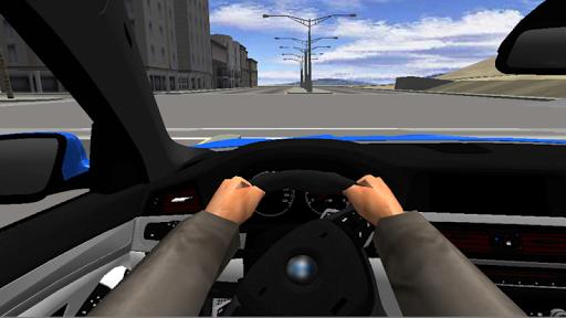 m5 driving simulator screenshot 3