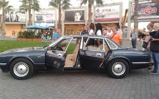 Jaguar Daimler Rent Puglia