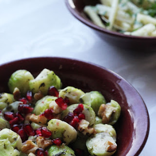 Steamed Brussel Sprouts Spices Recipes.