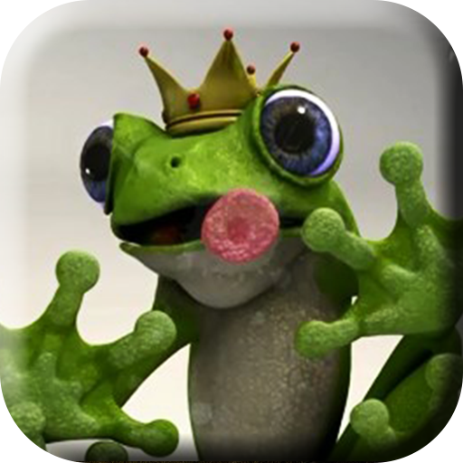 Royal Frog Live Wallpaper