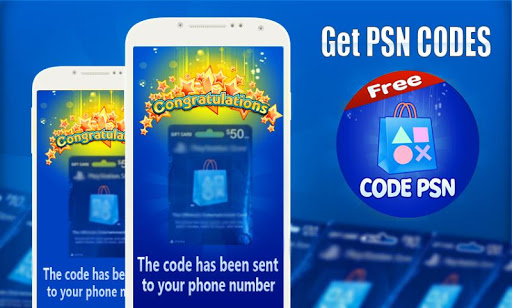 Free Gift Card For PSN code generator Prank for PC