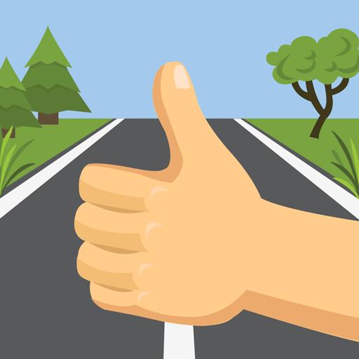 Supertrampr - safer hitchhiking