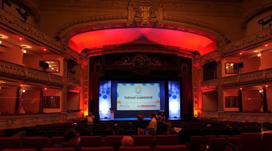 Sigue en vivo la tercera edición de los Premios Turismo en el Teatro Cervantes