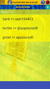 App Password Manager APK for Windows Phone