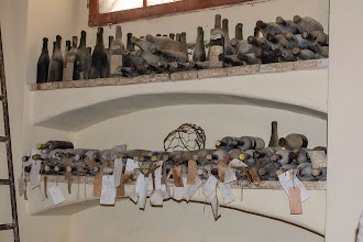 Photo: Reference wines in Fongoli