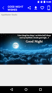 GIF Good Night Wishes 2018 for PC-Windows 7,8,10 and Mac apk screenshot 3