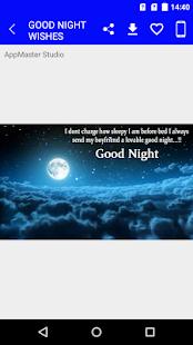 GIF Good Night Wishes 2018 for PC-Windows 7,8,10 and Mac apk screenshot 3