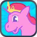 My Pony Games for Little Girls icon
