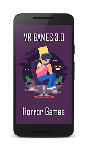 Horror VR Games- screenshot thumbnail