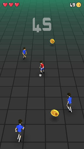 Soccer Dribble - NEW Football Dribbling Game 2018  screenshots EasyGameCheats.pro 2
