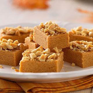 Peanut Butter Fudge Bites.