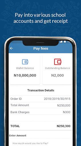 Edves Mobile App screenshot 1