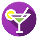 Cocktail Recipes Free icon