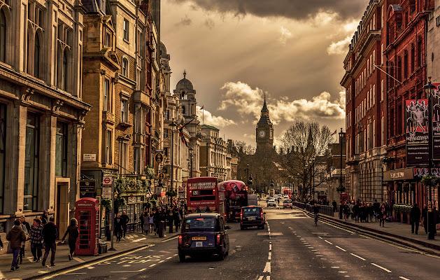 Le strade di Londra  di marcovp