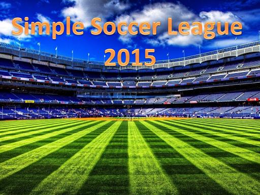 Free Simple Soccer League 2015