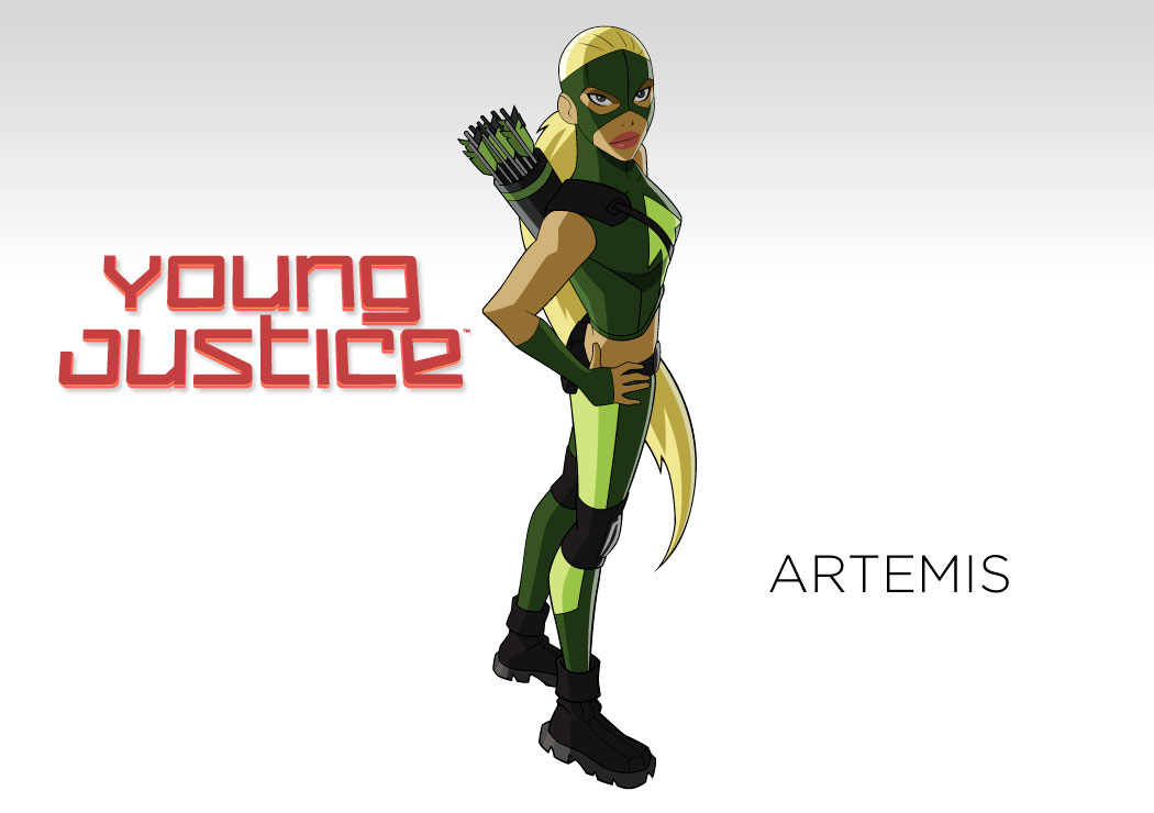 Station53: Character highlight: Artemis (Young Justice via ...