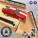 Extreme Mega Ramp GT Car Stunts- New Car Game icon