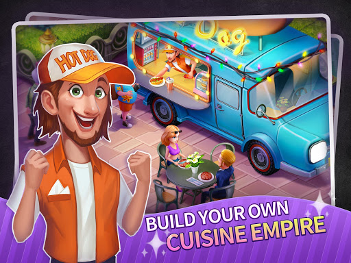 My Restaurant Empire - 3D Decorating Cooking Game screenshots 8
