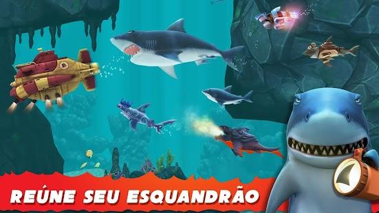 Hungry Shark Evolution APK + MOD DINHEIRO INFINITO para Android imagem 6