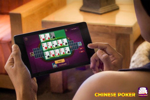 Chinese Poker Offline 1.0.4 screenshots 12