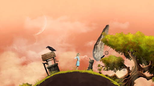 Lucid Dream Adventure - Story Point & Click Game 1.0.17 screenshots 2