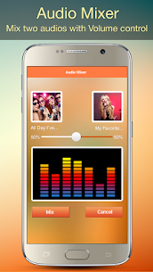 Audio MP3 Cutter Mix Converter and Ringtone Maker [free Purchase] 5
