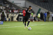 Vincent Pule during the Absa Premiership match between Orlando Pirates and Maritzburg United at Orlando Stadium on December 01, 2018 in Johannesburg, South Africa.