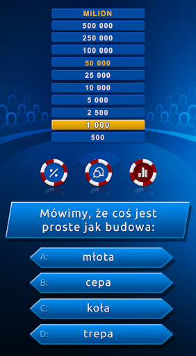 Milionerzy Quiz 1.35 screenshots 2