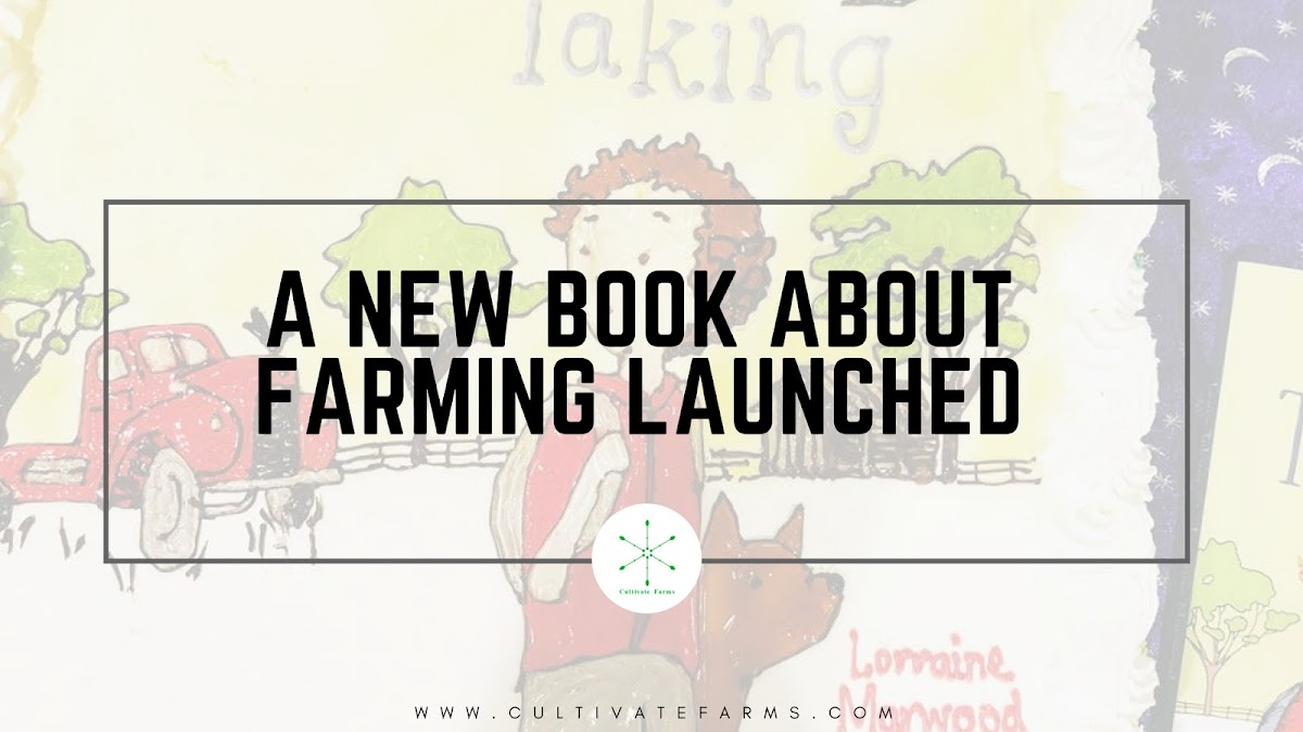 A new book about farming launched