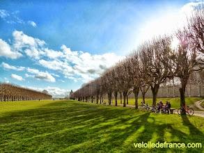 Photo: Le parc de l'Observatoire de Meudon -Guide de balade à vélo de Sceaux à Meudon par veloiledefrance.com
