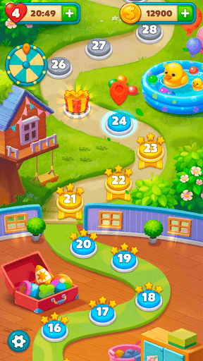 Toy Crush - Match 3 Puzzle apktram screenshots 6