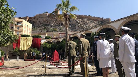 La Subdelegación de Defensa en Almería cumple 24 años