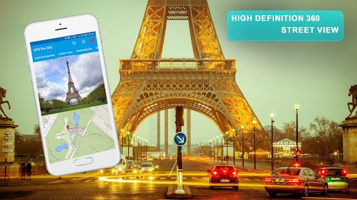 GPS Navigation: GPS Route, Live Maps & Street View 1.1.1 screenshots 3