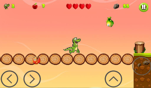 Crocodile Adventure World screenshot 12