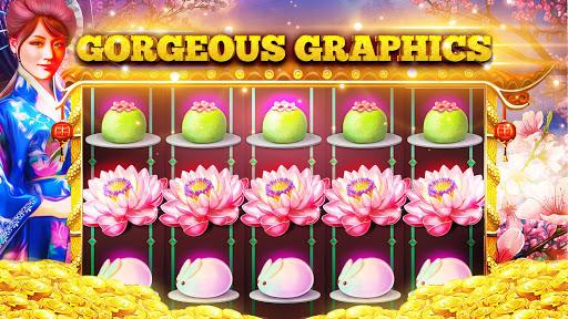 Slots Wolf Magic u2122 FREE Slot Machine Casino Pokies  1
