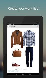 GoodLook - style and fashion- screenshot thumbnail