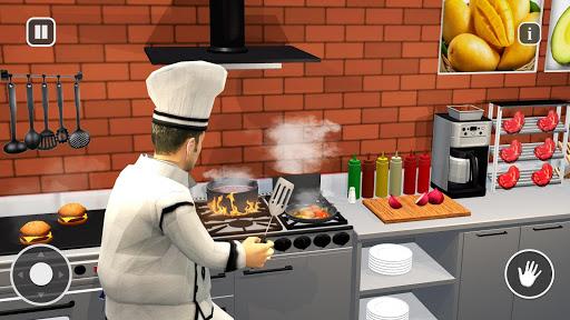 Cooking Spies Food Simulator Game 4.1 screenshots 1