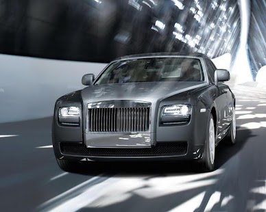 Wallpapers Rolls Royce Ghost Screenshot Thumbnail