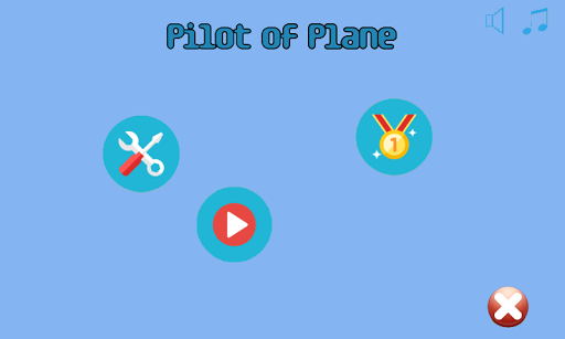 Pilot of Plane 2015