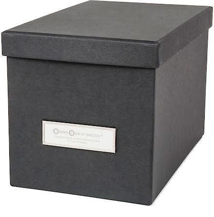 Förvaringsbox Kristina grå