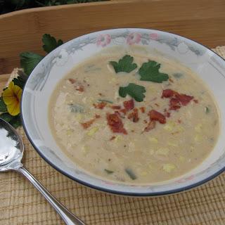 Creamy Corn And Crab Chowder