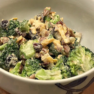 Broccoli Salad (Better than Ruby's)