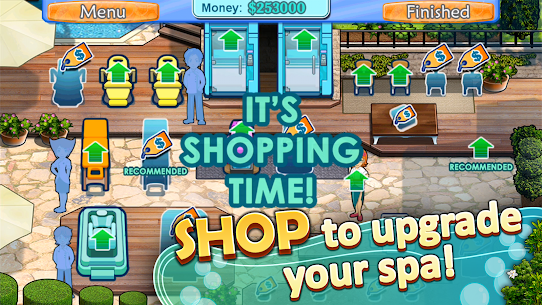 Sally's Spa Mod Apk – For Android 3