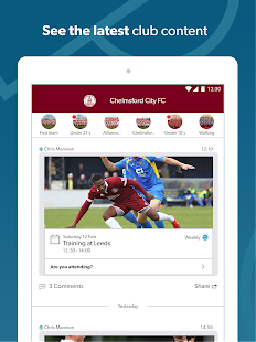 Pitchero Club- screenshot thumbnail