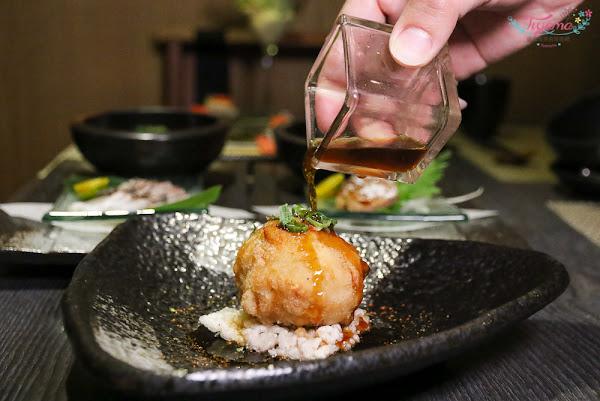 嘉義日本料理推薦|松築創作和食料理:聚美饌~精緻食藝套餐,滿足貪吃的味蕾!!