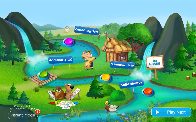 #1 Math Games: Singapore Maths Screenshot