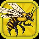 怒っているミツバチの進化